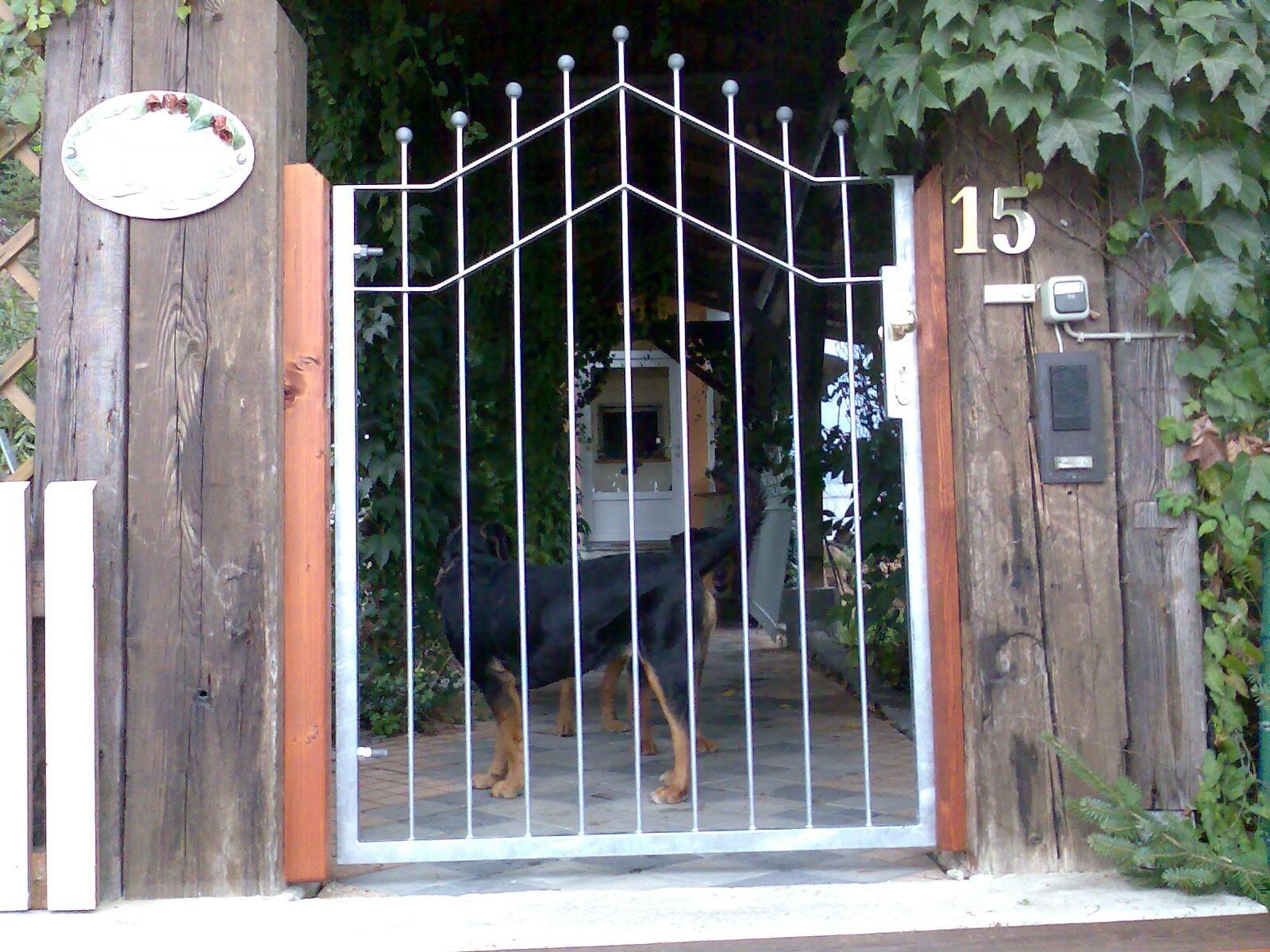 Emejing Gartenzaun Metall Anthrazit Ideas House Design Ideas